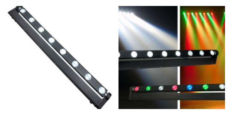 LED 8 BEAM SWEEPER